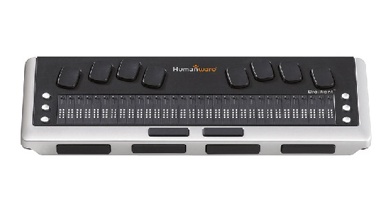 HumanWare Brailliant BI 32/40 Braille Display