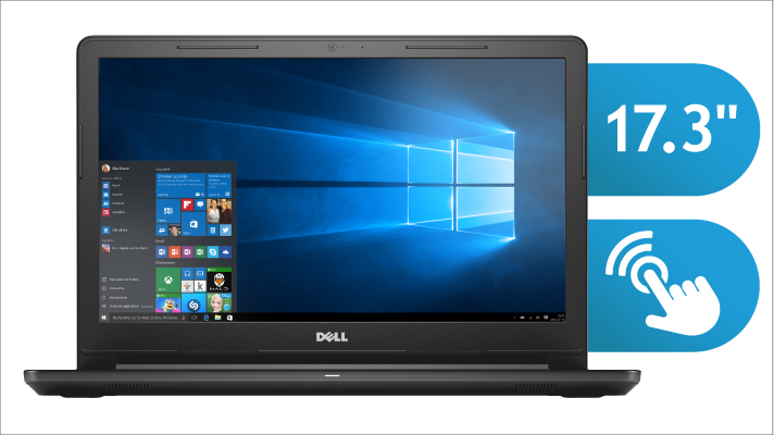 17 inch touchscreen laptop with 16GB memory