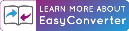 Learn more about EasyConverter