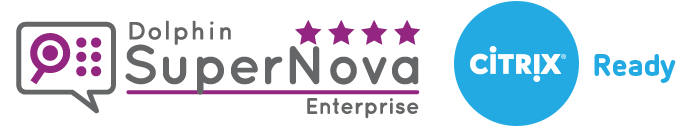 SuperNova Enterprise logo and Citrix Ready logo