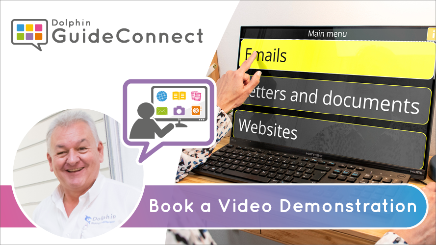 GuideConnect - Book a video demonstration