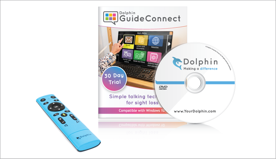 GuideConnect | Dolphin Computer Access