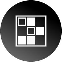 Clour Schemes Keyboard Icon