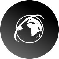 Open web browser keyboard icon
