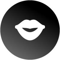Speech On/Off Keyboard Icon