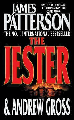 A picture of the James Patterson 'Jester' book