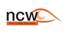 New college Worcester logo