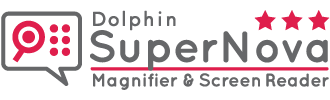 SuperNova Magnifier & Screen Reader logo