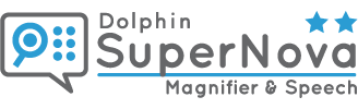 SuperNova Magnifier & Speech logo
