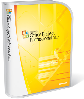 A box of MS Office Professional 2007