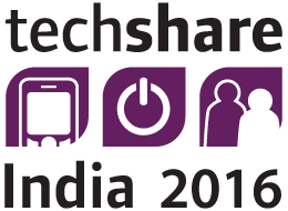 Techshare India logo