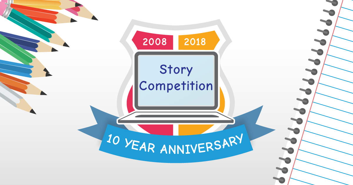 Story Competition 10 Year Anniversary