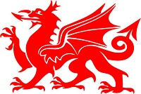 Image of the Welsh Dragon