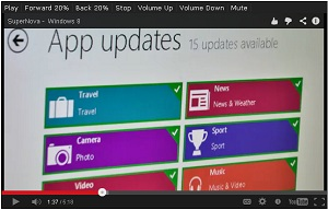 VIDEO: Learn more about SuperNova on Windows 8