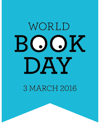 World Book Day 2016 logo