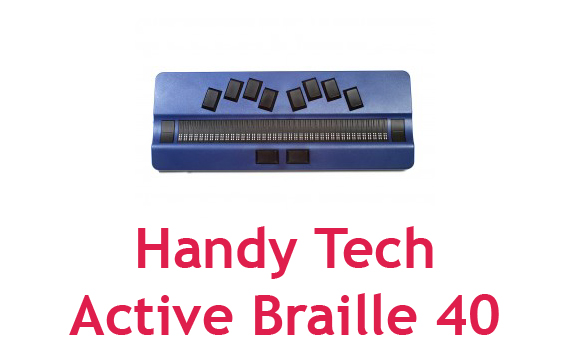 Handy Tech Active Braille 40 Braille Display