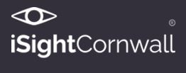 iSight Cornwall logo