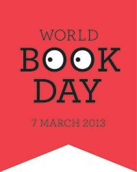 World Book day 7 March 2013